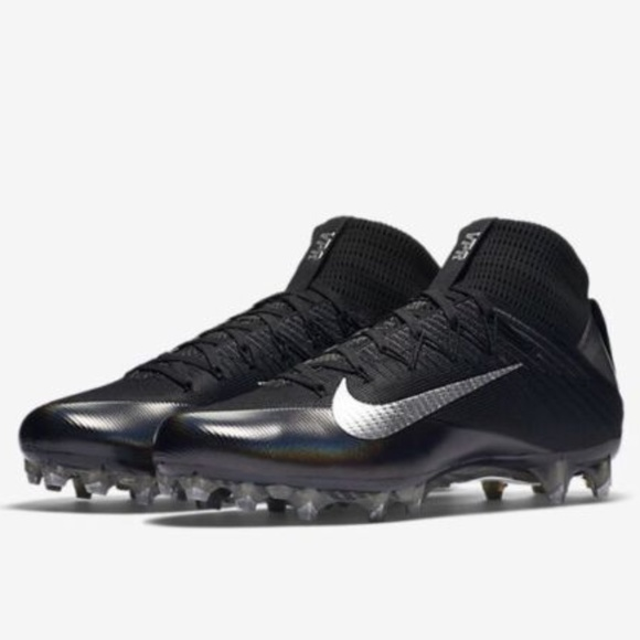 a569f9b6c4e Nike Vapor Untouchable 2 VPR Football Cleats Black